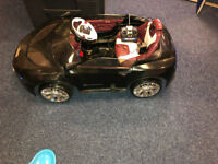 Kids Ride On Car Electric Remote Control 12V Audi A3