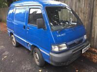 Daihatsu Hijet van 2001 x only 38,000 miles bargin £695