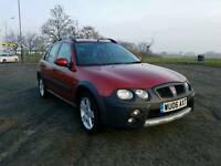 2006 rover streetwise 1.4 petrol manual low miles in a mint condition