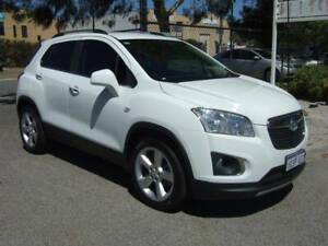 Holden Trax LTZ Auto Wagon Malaga Swan Area Preview