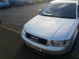 AUDI A4 FOR