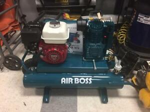 Air Boss 5.5 HP 9 Gal Air Compressor