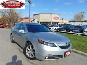 2014 Acura TL PREM PKG-LEATHER ROOF