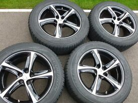 Alloy Wheels set of 4 18 inch