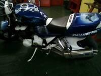 Gsx 1400 muscle bike