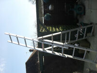combination alluminium ladder