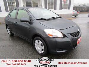 2012 Toyota Yaris $113.40 BIWEEKLY!!!