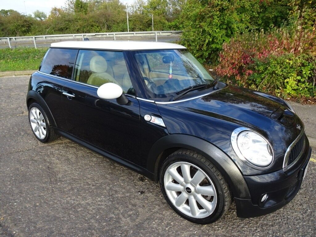 2007 Mini Cooper S 16 Turbo 3dr With Fantastic Specification