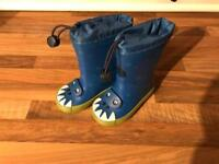 Clark's wellie boots