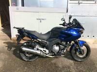 Yamaha TDM900 2010