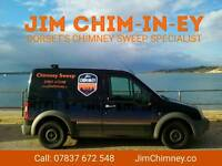Jim Chim-in-ey : Insurance Approved Chimney Sweep Specialist