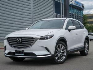 2017 Mazda CX-9 GT SIGNATURE/ AWD/ NAVIGATION/ BLIND SPOT MONITO