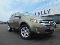 2013 Ford Edge SEL, ONE OWNER!!