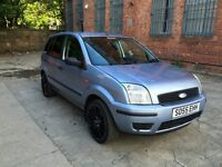 Ford Fusion 1.4 , 16V , 2005 Petrol