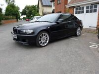 2006 BMW E46, 318i Msport. FSH, New Mot, Fully loaded.