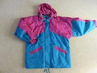 Jacket - waterproof women's jacket, size large