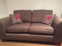 X2 large double M&S sofas, non smokers, non pets, no PayPal, cash only on collections.
