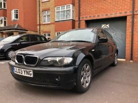 BMW 318i Saloon Low Miles Quick Sale