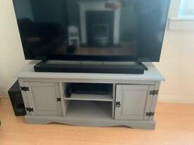 Corona wooden tv unit