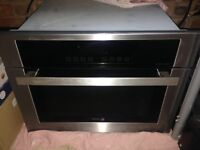 Fagor Combination Microwave Oven f6H-570ATCX for spares or repair