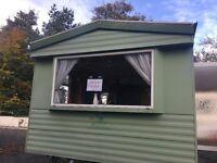 Static Caravan, Middlemuir Heights, Near Ayr..... Fantastic starter van