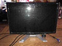 LCD 22/23 inch vga monitor