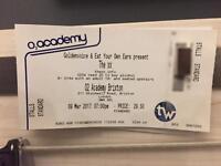 The XX - Brixton Academy - 9 March 2017