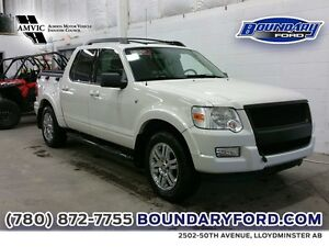 2008 Ford Explorer Sport Trac 4WD 4dr V8 Limited W/ SUNROOF, DVD