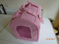 """Pets at Home"" Pet Carrier - New, never used"