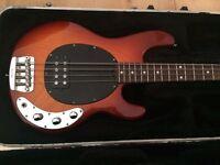 2001 MusicMan Stingray For Sale!