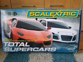 Scalextric Total Supercars in box