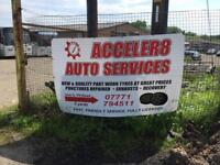 Quality part worn tyres * call or text TODAY * Great summer deals