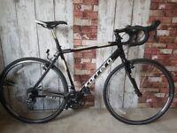 2015 Carrera Tanneri CX LE. RRP £600. Excellent Condition 22 Inch Cyclo-Cross Bike Claris Group Set.