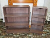 Bookcases - (Two)