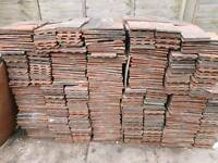 Reclaimed Rosemary Red Clay Roof Tiles 2500+