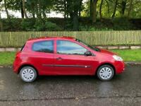 Renault Clio 1.2, One Years MOT, Super Clean ( 2010 / 60 Plate )