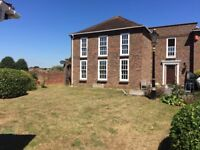 Large 3 bedroom ground floor flat in Westgate, Chichester