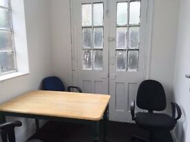 Business rooms or offices 1 min walk to Queens Road Peckham rail station