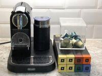 Nespresso Machine - Delonghi Citiz & Milk