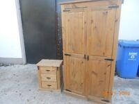 wardrobe & locker