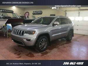 2017 Jeep Grand Cherokee Limited BASICALLY NEW! SAVE THOUSANDS!
