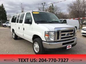 2012 Ford E-150 XLT **8 Passenger**