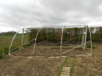 POLYTUNNEL FRAME 20FT X 16FT APPROX