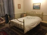 A very big comfy double room available