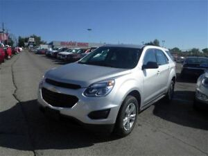 2016 Chevrolet Equinox LS | Leather | Backup Cam | AWD