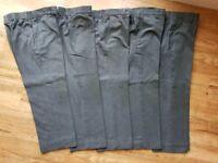 Boys worn school trousers 4-5