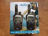 Binatone Action 1100 Long Range Walkie Talkies