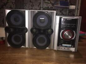 Sony 3cd stereo