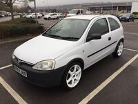 2007 VAUXHALL CORSA 1.3 CDTI / NEW MOT / BIG ALLOYS / CARDS TAKEN / WE DELIVER