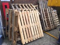 Free Wooden Pallets in Tooting, London